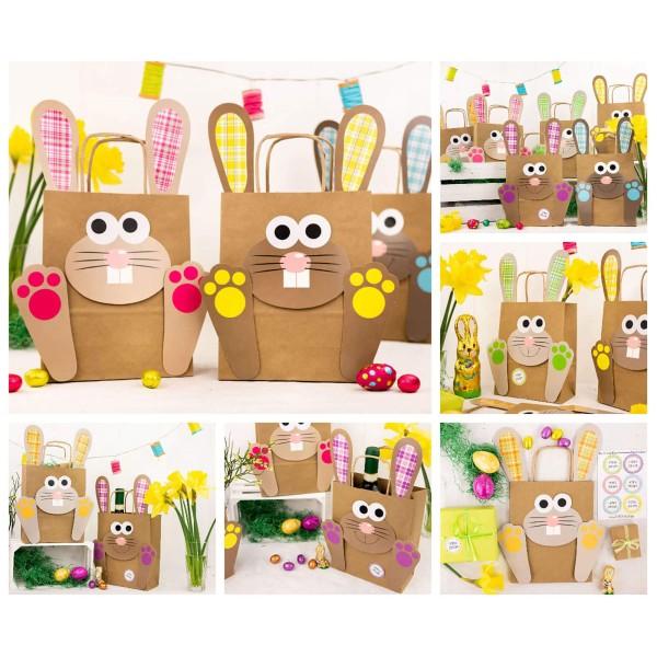 Papierdrachen-Osterhasen-Ostern-Geschenktueten-Dekoration-3
