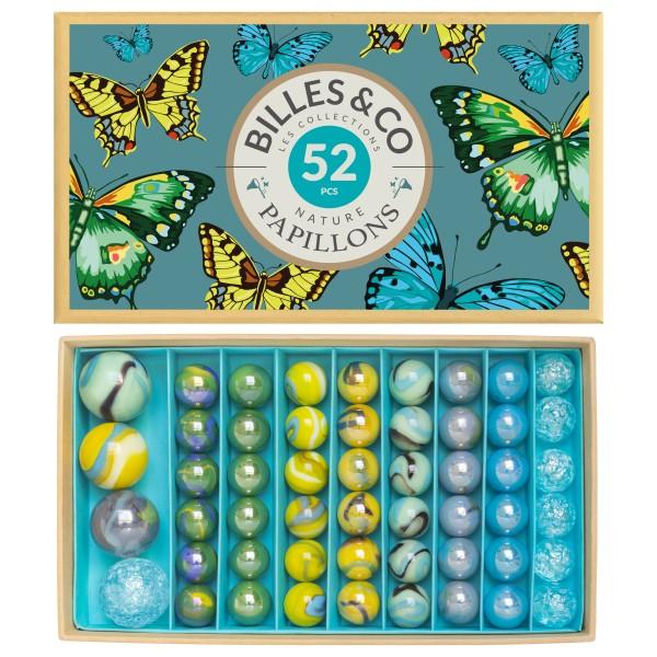 Murmel-Box Schmetterling