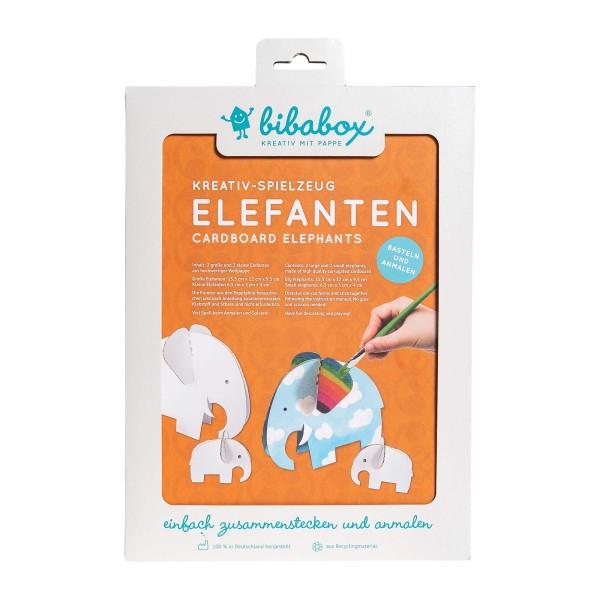 Bibabox - Die Elefanten