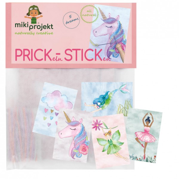 Prick-Stick-Set Dreams