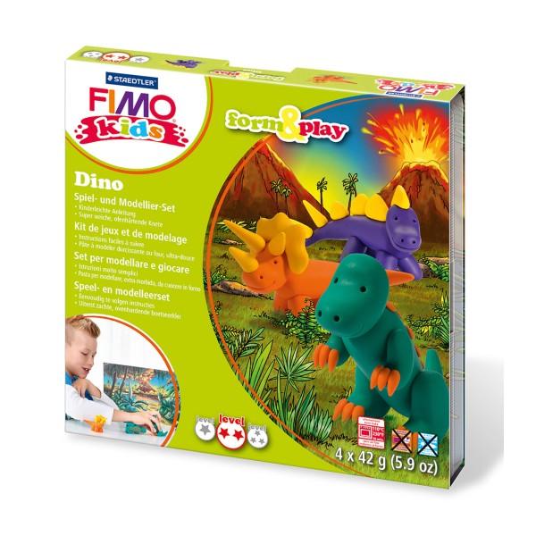 Fimo kids form & play Set Dino