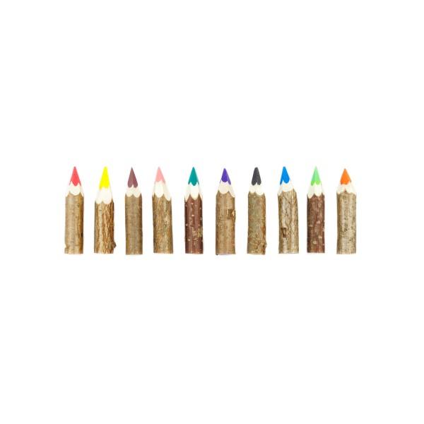 Kunterbunt Zwergenstifte 10er Set