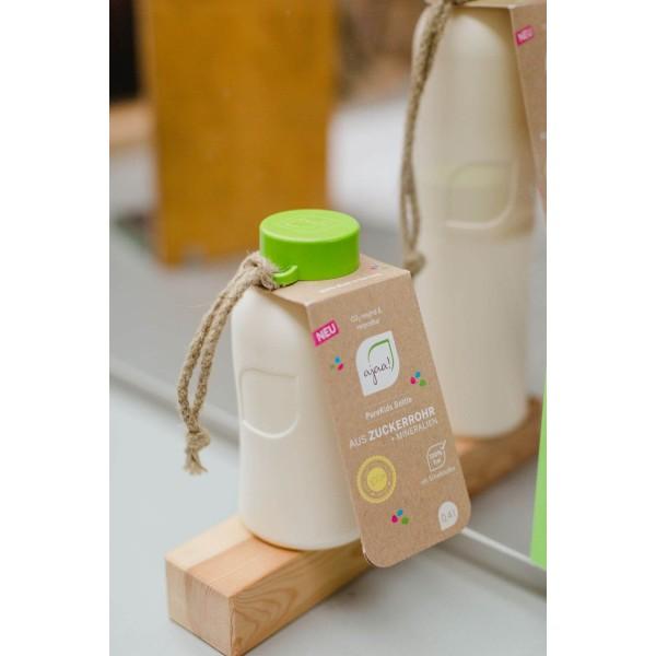 Nachhaltige Trinkflasche 0,4l