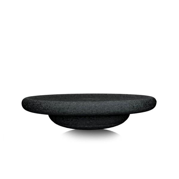 Stapelsteine Balance Board Schwarz