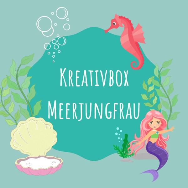 Kreativbox Meerjungfrau