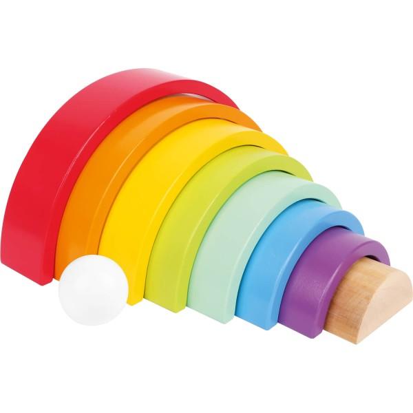 Holzbausteine Großer Regenbogen