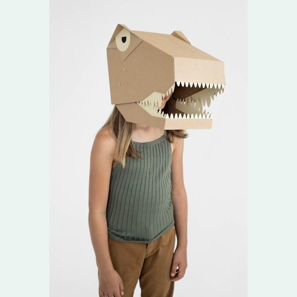 DIY Kostüm T-Rex basteln