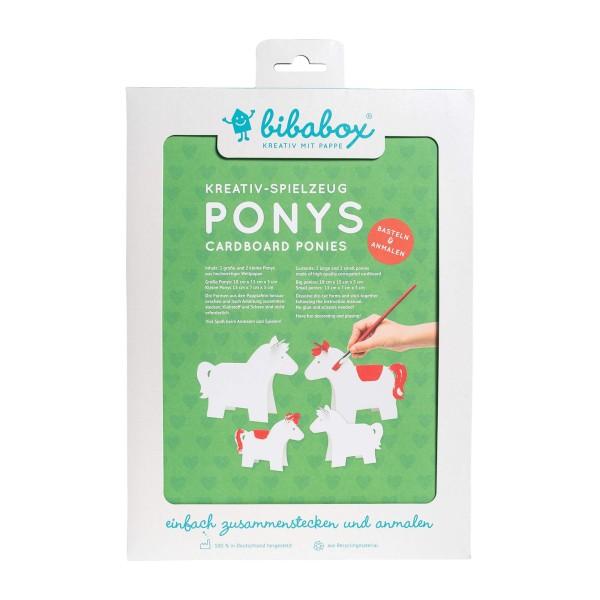 Bibabox - Die Ponies