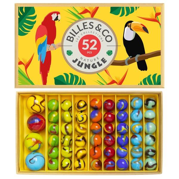 Murmel-Box Dschungel