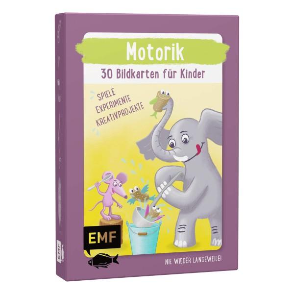 Lernspielkarten - Motorikübungen für Kinder