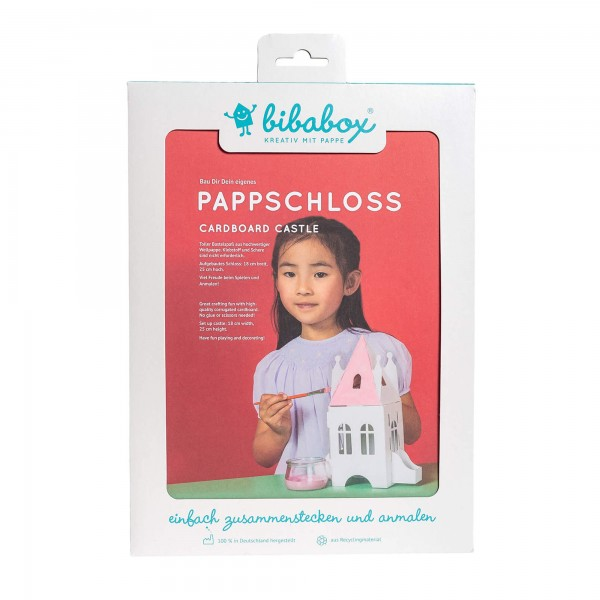 Bibabox - Das kleine Pappschloss