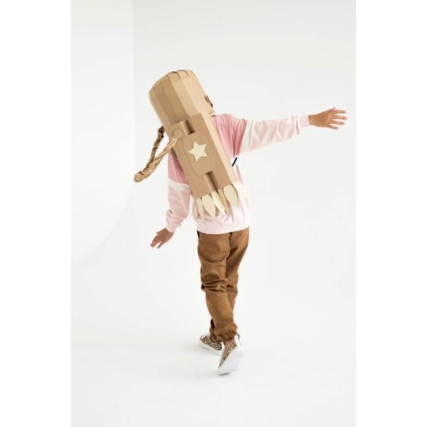 DIY Kostüm Astronaut basteln