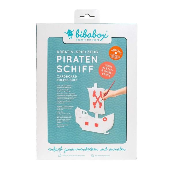 Bibabox - Das kleine Piratenschiff