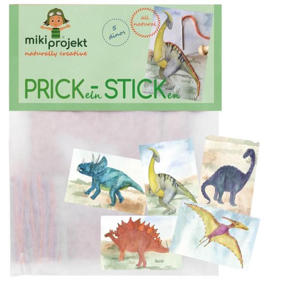 Prick-Stick-Set Dinos