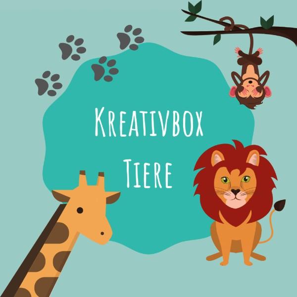 Kreativbox Tiere