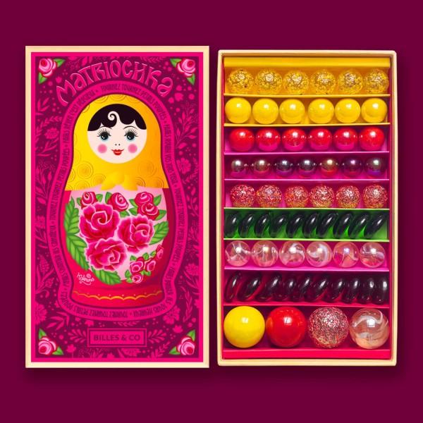 Murmel-Box Pink Matroschka Katerina