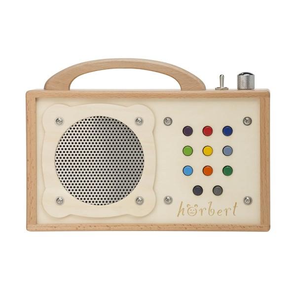 hörbert - MP3 Player für Kinder