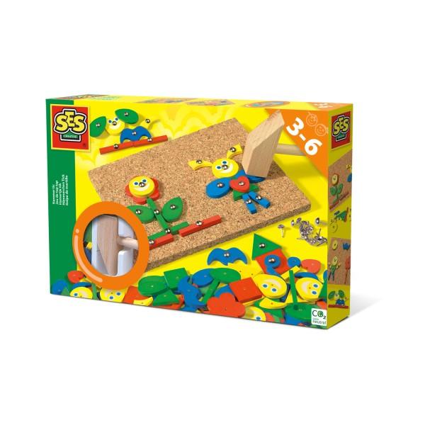 Hämmerchen Spiel für Kleinkinder